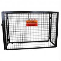 Quality Galvanized Steel Wire Gas Bottle Mesh Cage 920mm*1000mm*500mm For UK Market wholesale