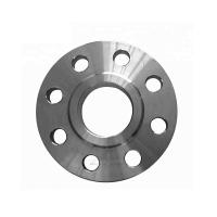 China Wall Mounted Industrial Pipe Flanges Floor Fittings 1 1/4 Inch Threaded on sale