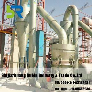 China Gypsum powder calcination plant on sale