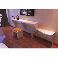 Buy cheap Waterproof Wall Mounted Computer Desk Simple 5 Star Hotel Furniture product