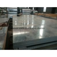 China Galvanized Steel Sheet Metal on sale
