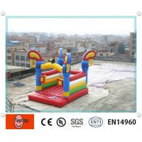 Quality Fire Retardant durable commercial jumping castle , exciting inflatable jumpers for children wholesale