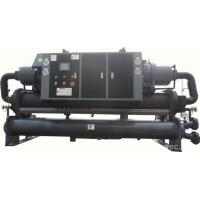 Quality Low Temperature Water Cooled Screw Chiller 72KW Precision Controlled ± 2℃ wholesale