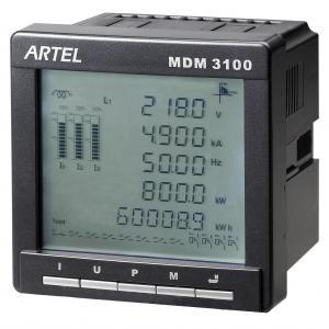 Quality Ethernet Multifunction Power Meter Panel , Digital Multifunction Meter wholesale