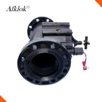 China 80mm 100mm Large Water Pipe Irrigation Flow Control Valve 1.0 Mpa Normally Closed on sale