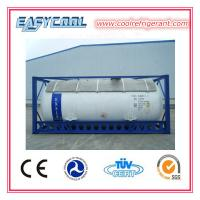 Quality R134A gas with ISO-Tank in bulk with fast dilivery in 3 days wholesale