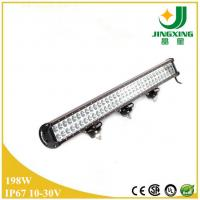 Quality 28 inch 198w double row offroad cree led light bar wholesale