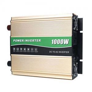 Cheap 1000W Car Power Inverter Hybrid Solar Inverter 12v 220v With Charge Function for sale
