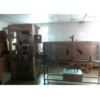 China High Accuracy Automatic Bottle Labeling Machine , Label shrink tunnel Steam Generator on sale