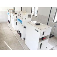 China 2000g/h Chlorine Dioxide Generator By Electrolytic Saturated NaCl Solution For Cooling Tower on sale