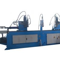 Quality Double Head Large Pipe Bending Machine Electric Auto Feeding High Precision wholesale