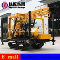Quality Professional and Efficient XYD-200 Crawler Hydraulic rotary drilling rig 200m depth for sale wholesale