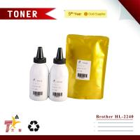 China No Colored toner, Compatible Brother HL2240 black color toner refill on sale