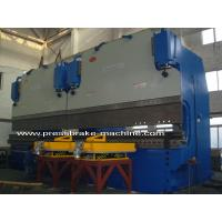 1000 Ton Tandem Press Brake Shear Steel Beam Bending Front Feeding
