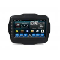 China 4G SIM DSP Car GPS Navigation System 9 Inch Jeep Renegade Android Bluetooth Support on sale