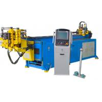 Chairs Square Steel Single Head Hydraulic Pipe Bending Machine With Fast Speed for sale