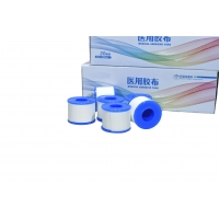 Quality Disposable Medical Tape Low Allergenic Weaving Proof Fabric wholesale