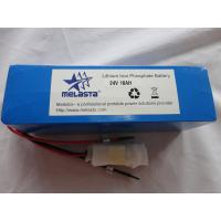 Quality Melasta Lithium Iron Phosphate Battery 24V 10ah wholesale
