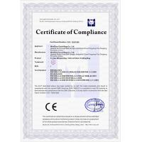 Wenzhou Carch Bags CO.,LTD Certifications