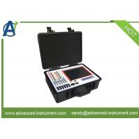 Quality Power Signal Recorder and Harmonic Tester for Transformer Testing wholesale