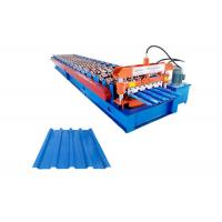 Quality south africa popular design 686 type ibr roof Sheet Metal Roll Forming Machines wholesale
