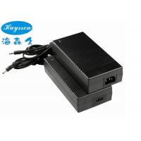Quality Black PC Desktop Power Adapter , 12V 12A 144W LCD Power Adapters wholesale
