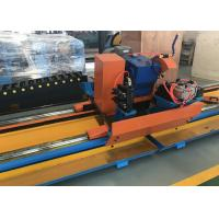 Quality Tengtian factory hot sale h.f pipe welding production line automatic steel pipe cold cutting machine wholesale