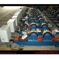 Cheap Industrial High Precision Pipe Welding Turning Rolls / Rotators Machine for Tank Welding for sale