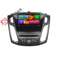 Quality Dynamic UI Wince System 2 Din Car Dvd Player For FOCUS 2015 Heat Dissipation wholesale