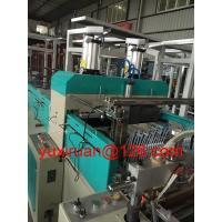 Quality Garbage Poly Nylon / Polythene Carry Bag Manufacturing Machine Width 100-1000mm wholesale