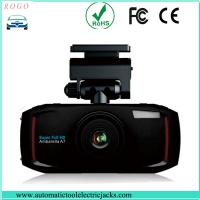 China 2.7 inch full HD night vision car black box car dvr camera with GPS logger on sale
