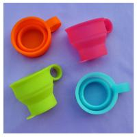 Quality flexible  silicone drinkware , silicone  drinkware cup supplier wholesale
