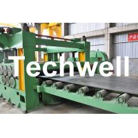 Quality Double Support Uncoiler Stainless Steel Cut To Length Machine Line TW-CTL1250 wholesale