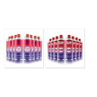 China Portable butane gas canister made in china on sale