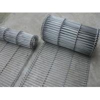 Quality Food Grade Stainless Steel304 Ladder Belt, 1m Wide*50m Lenght, Above 1.20mm Wire wholesale