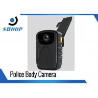 Quality Ambarella A7L50 Body Worn Police Cameras HDMI 1.3 Port 5MP CMOS Sensor wholesale