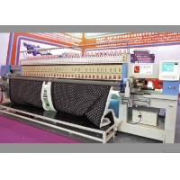 China Automatic Lubrication 320CM Quilting Embroidery Machine on sale