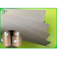 Quality Recycled Corrugated Kraft Paper Rolls 50g 70g 90g 100g 140g Uncoated Kraft Paper wholesale