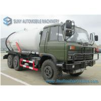 China Dongfeng 6x6 Off-road 8000 Litres Vac Tank Truck High Performance on sale