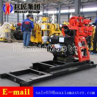 Quality HZ-130YY Portable hydraulic well drilling machine bore well drilling machine has high oil pressure and more efficiency wholesale