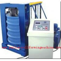 Quality Glazed Roof Panel / Tile Cold Arch Bending Machine With PLC Control System 1000mm Feeding Width wholesale