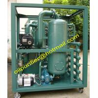 Quality ZYD series Transformer Oil filtration machine, insulating oil treatment plant, transformer oil purifier with plate frame wholesale