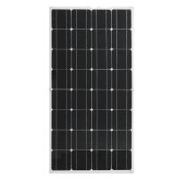 Quality Mono 100 Watt Solar Panel , Polycrystalline RV Flexible solar panels PV Solar Panel For Home Use / Roof Cart wholesale