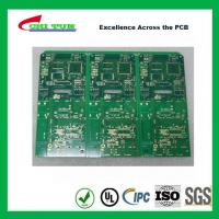 Quality Custom PCB Boards Multilayer Pcb Fabrication Aeronautics IMMERSION GOLD + HARD GOLD wholesale