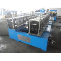 Buy cheap Standing Seam Roof Panel Roll Forming Machine Container Fix Type PPGI PPGL 320-400 Mpa product