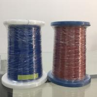 Buy cheap 0.10 - 1.0mm color triple insulated layers copper wire from wholesalers