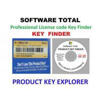 China Window XP Vista 7 10 Windows 8.1 Product Key Code FINDER CD Packing Lifetime on sale