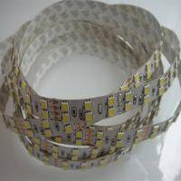 China IP20 Double Row 120LED/Meter Flexible SMD 5050 LED Strip Light on sale