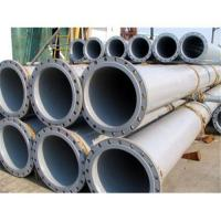 Buy cheap Corrosion resistant  plastic lined pipe from wholesalers