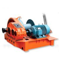 Quality Manual Control Fast Speed Electric Wire Rope Winch ,  3 ~ 100kw 200 ~10000kgs wholesale